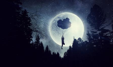 7 Août 2017 : Pleine lune et éclipse lunaire