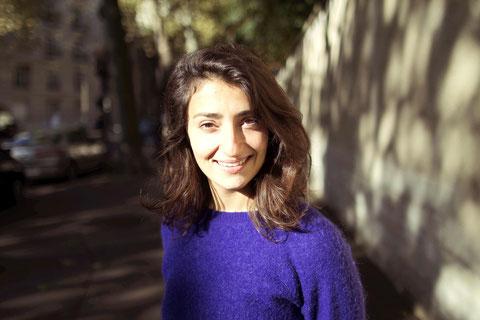 Alexandra Stagliano, artiste, danse-thérapeute et peintre corporel à Marseille