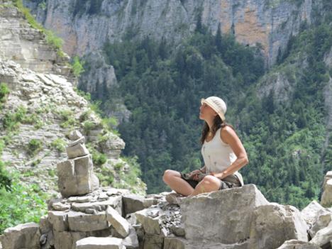 Stage méditation et randonnée dans le parc national du Mercantour