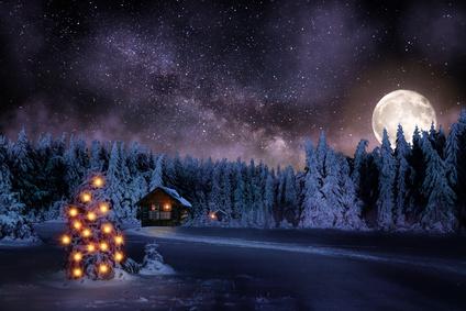 Nouvelle lune du 18 décembre 2017, finissons l'année en beauté !