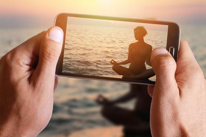 Des applications pour un quotidien zen
