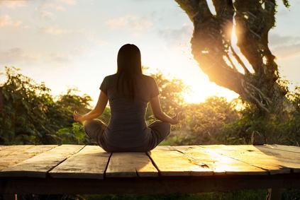 Trouver l'équilibre physique et mental