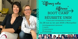 Boot Camp réussite Unik à Montpellier