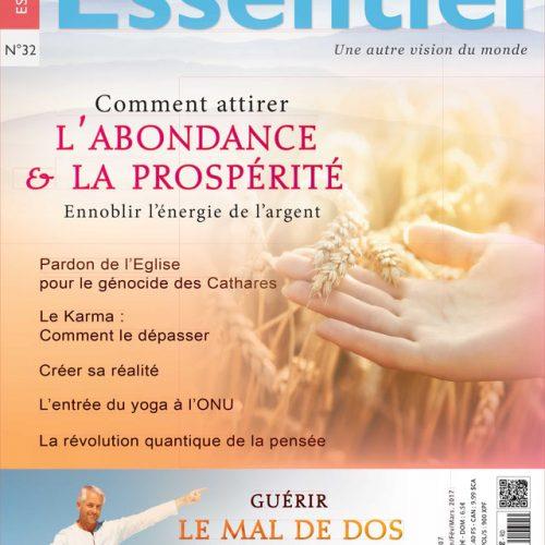 Soutenir le magazine Essentiel