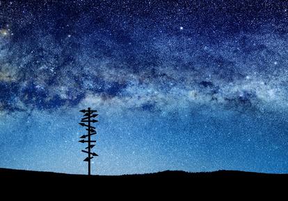 Analyser les réponses que l'univers nous envoie