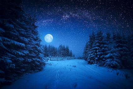 Nouvelle lune du 7 décembre 2018 : Vivez l'instant présent